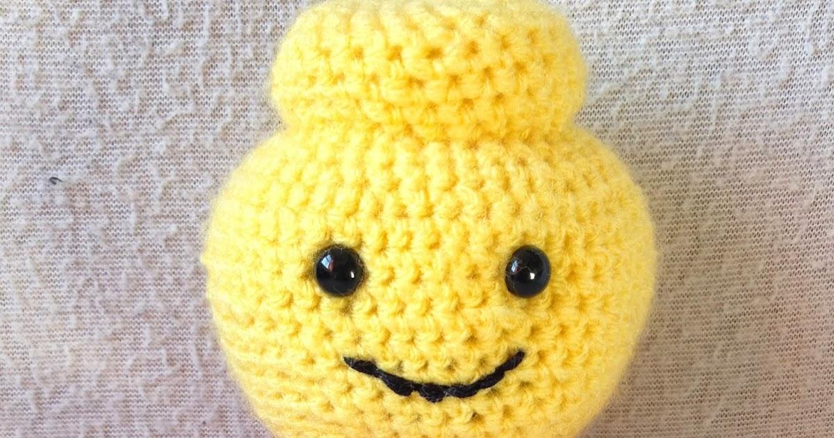 The Perfect Hiding Place: Crochet Amigurumi Lego Man ...
