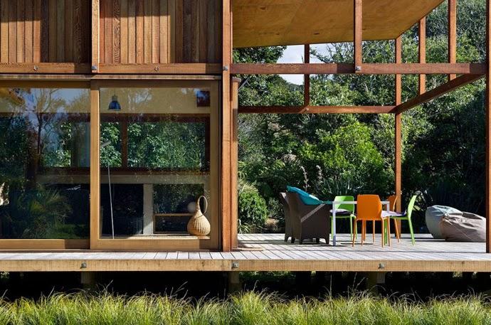 Maison Écologique, Alimentée par 100% en Ènergie Solaire