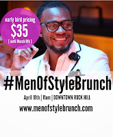 Men Of Style Brunch | April 18th