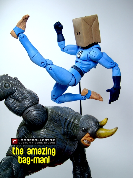 loosecollector custom action figures official website the