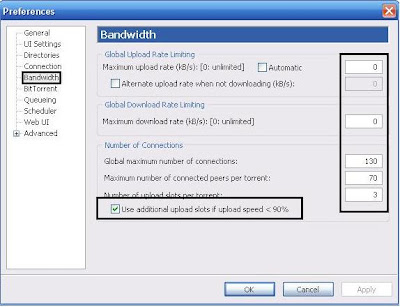 utorrent allow incoming legacy connections