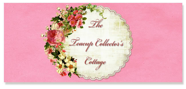 The Teacup Collector's Cottage (Craft and Decor Blog)