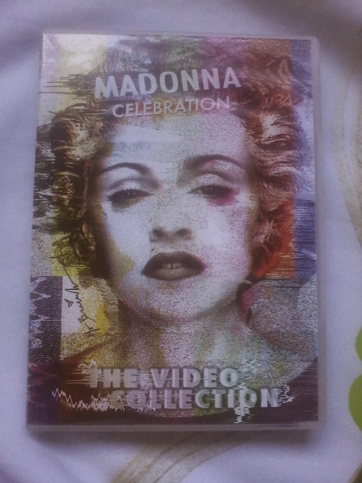 Madonna celebration the video collection descargar