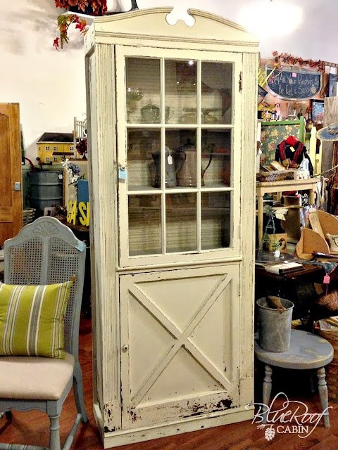 Build a Cabinet out of a Door, How to Build a Window Cabinet