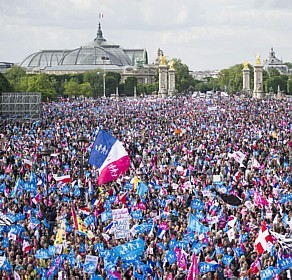 Conselho da Europa Investiga França por Abuso contra Apoiadores do Casamento