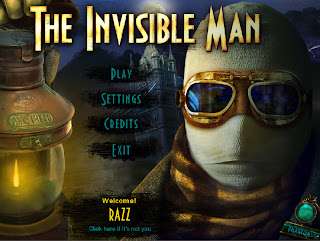 The Invisible Man [BETA]