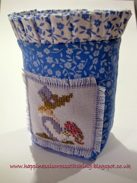 ORT bag by Lynn B Cross Stitch