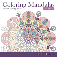 My Mandala Coloring Books