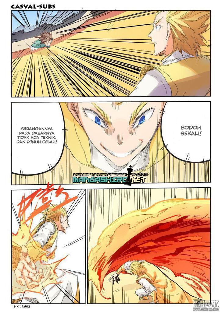 Star Martial God Technique Chapter 99-3