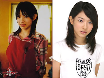 Hiyori Kusakabe: Kamen Rider Kabuto