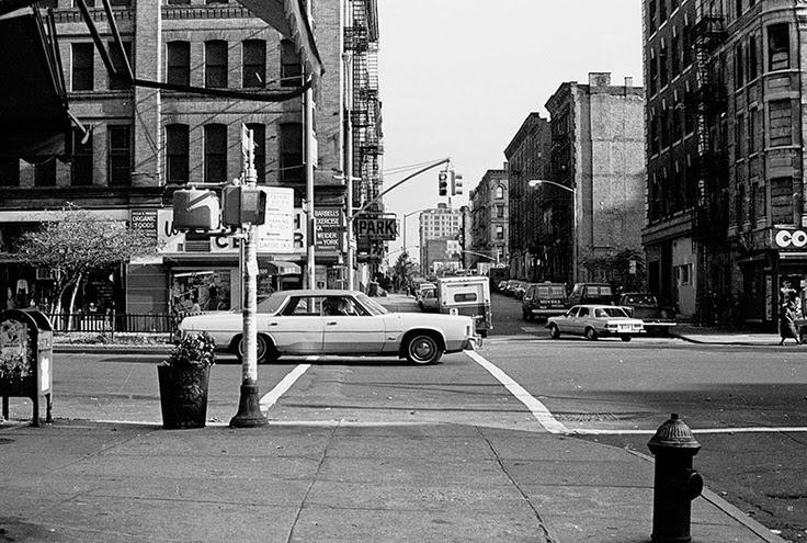 Avenidas South Bronx, 1979