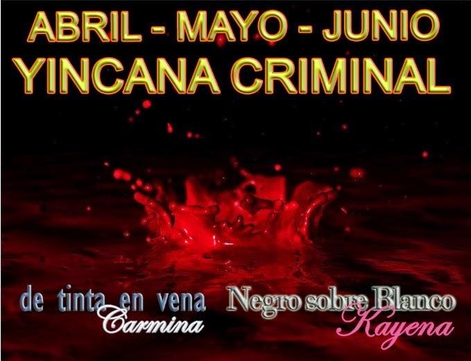 Yincana Criminal!!