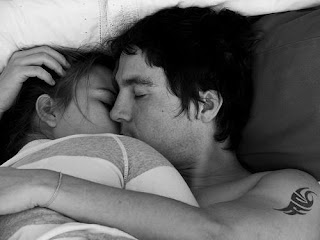 couple kissing on bed Display Pictures for Facebook Profile