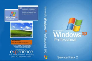 WINDOWS XP PROFESIONAL SP2 32 BIT FULL