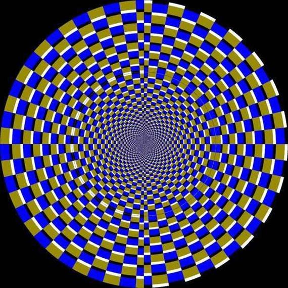 Lihat Gambar Ini, Anda Akan Tahu Kalau Mata Anda Kadang Bohong