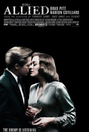 MINI-MOVIE REVIEWS: Allied