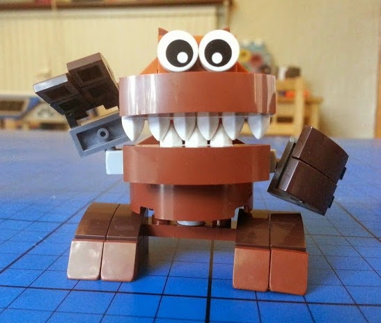 LEGO Mixel Fang Gang Gobba 41513 Review