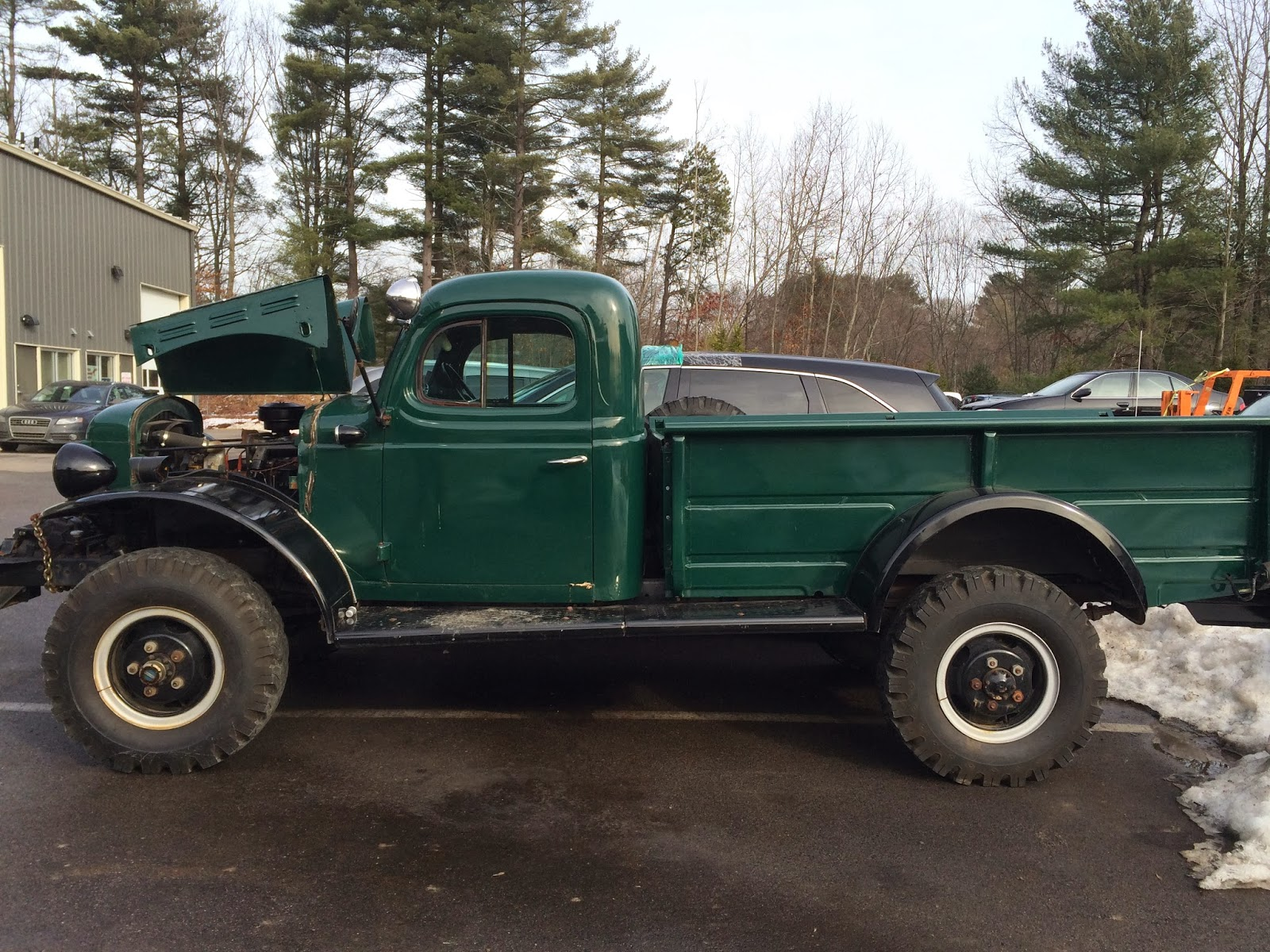 Index php furthermore 1943 Dodge Power Wagon For Sale In Halton Hills Ontario L7g 4s6 in addition 1945 Dodge Hot Rod Pickup Truck Custom Turbo Five Speed Suicide Doors also 1929 Buick Model 47 Sedan further 1940s Dodge Power Wagon For Sale. on dodge war wagon