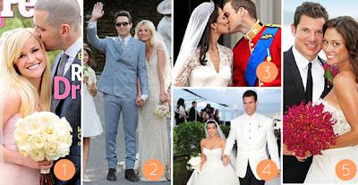 Best Celebrity Wedding of 2011 Poll