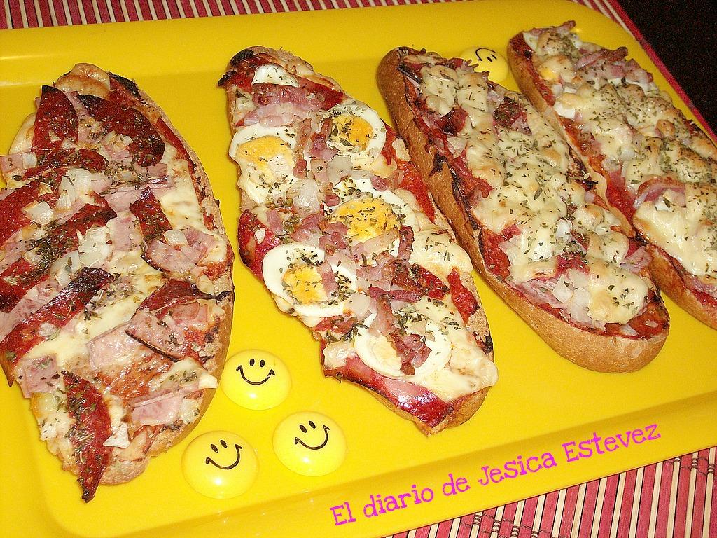 el diario de j sica est vez pan pizza receta f cil y