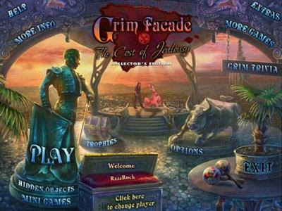 Grim Facade 3: The Cost of Jealousy Collector's