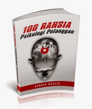 ebook 100 rahsia psikologi pelanggan