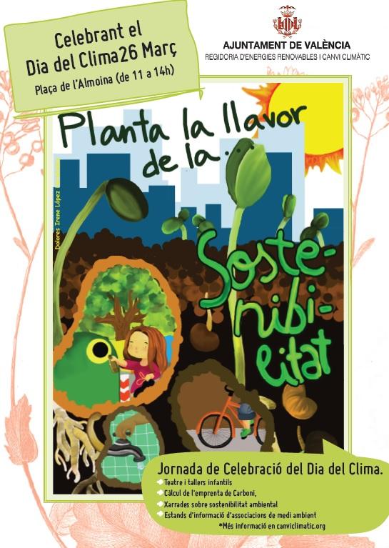 26 marzo VALENCIA: Feria del Clima-Info del Campament + jocs