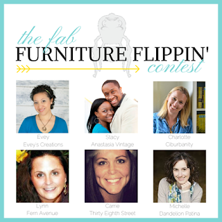fab flippin contest, furniture makeover, painted furniture, color stain, unicorn spit, refinished furniture, furniture flip
