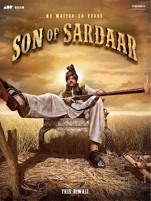 Son Of Sardaar First Look