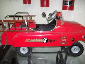 Carrito de bomberos