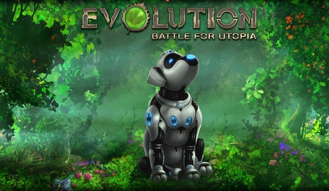 Evolution Battle for Utopia APK+DATA