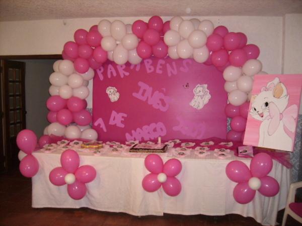 Festa Infantil 2013 Decoração Simples Menino Menina  Aniversário
