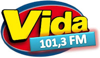 ouvir a Rádio Vida FM 101,3 ao vivo e online Brasília DF