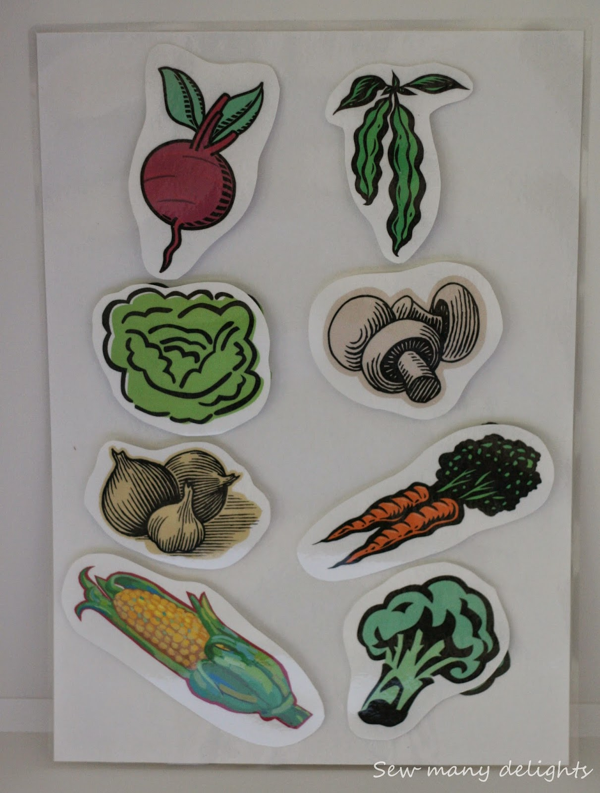 Match The Fruit And Vegetables To Their Corresponding Picture Print Two Copies Of Each Page Laminate Cut Around Pictures On One Copy