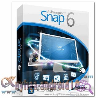 ASHAMPOO SNAP 6.0.3 FINAL