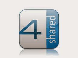 Cara Download File di 4shared - Lengkap dengan Gambar