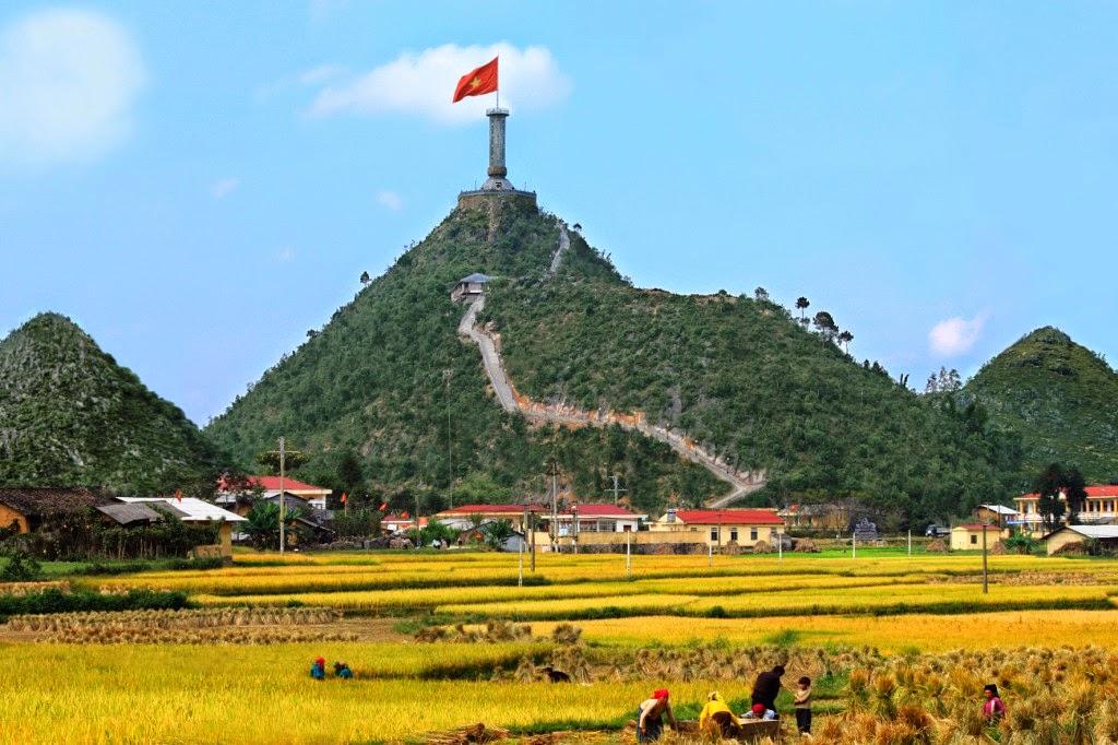 Hà Giang - Đồng Văn - Lũng Cú - Mèo Vạc - Khâu Vai 6 ngày 5 đêm,