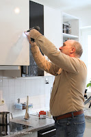 Küchenrenovierung - neue Küchenfronten für eine ältere Küche!