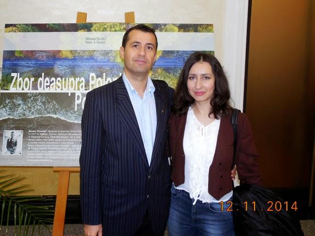 Daniel Botea si Alina Vaduva