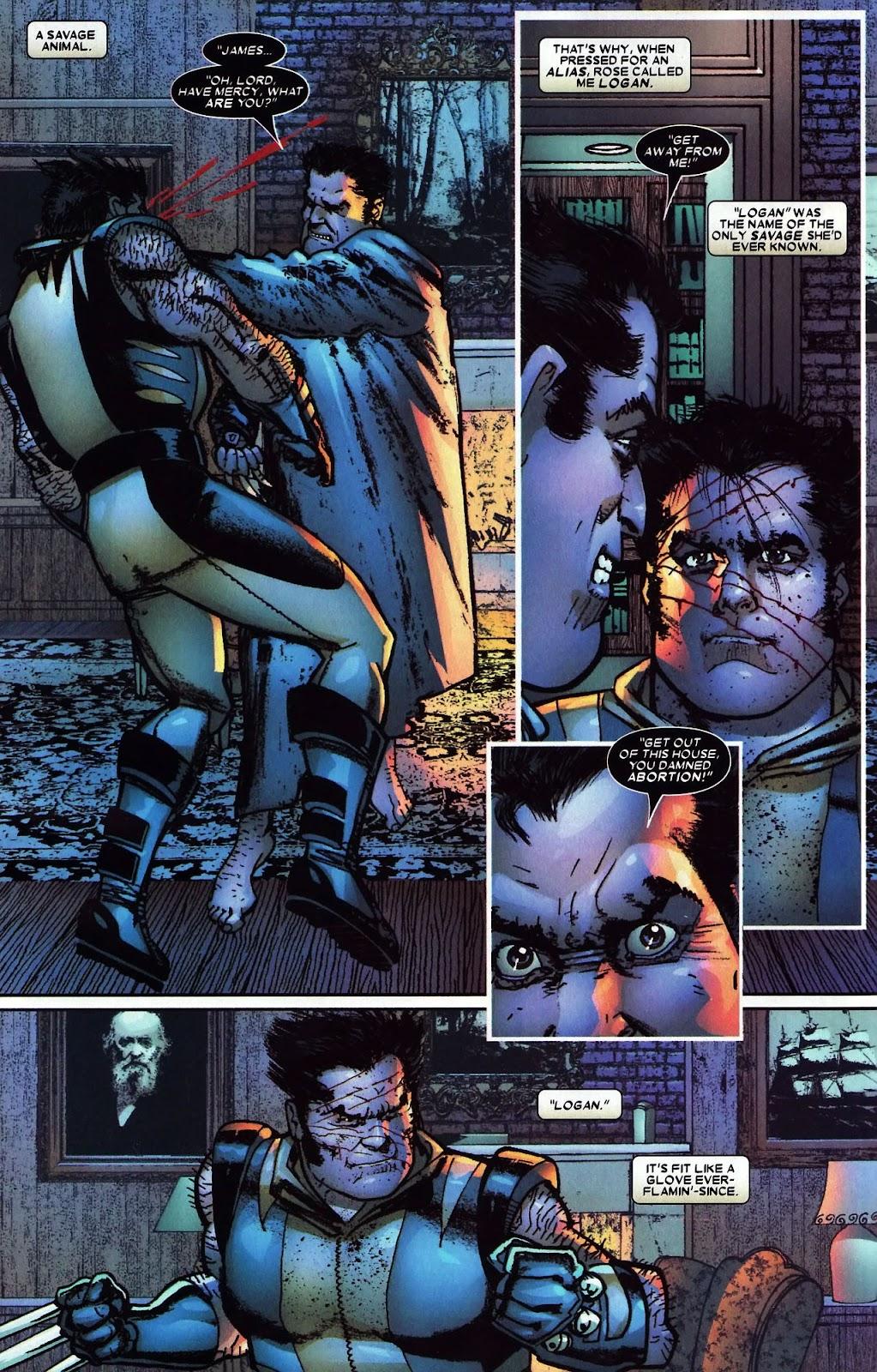 Read online Wolverine (2003) comic -  Issue #59 - 11