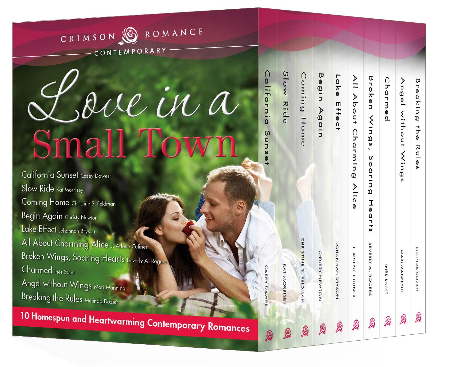 Spotlight: Love in a Small Town!