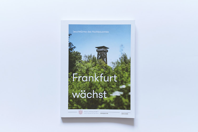 Hochbauamt Frankfurt Jahrbuch 2015
