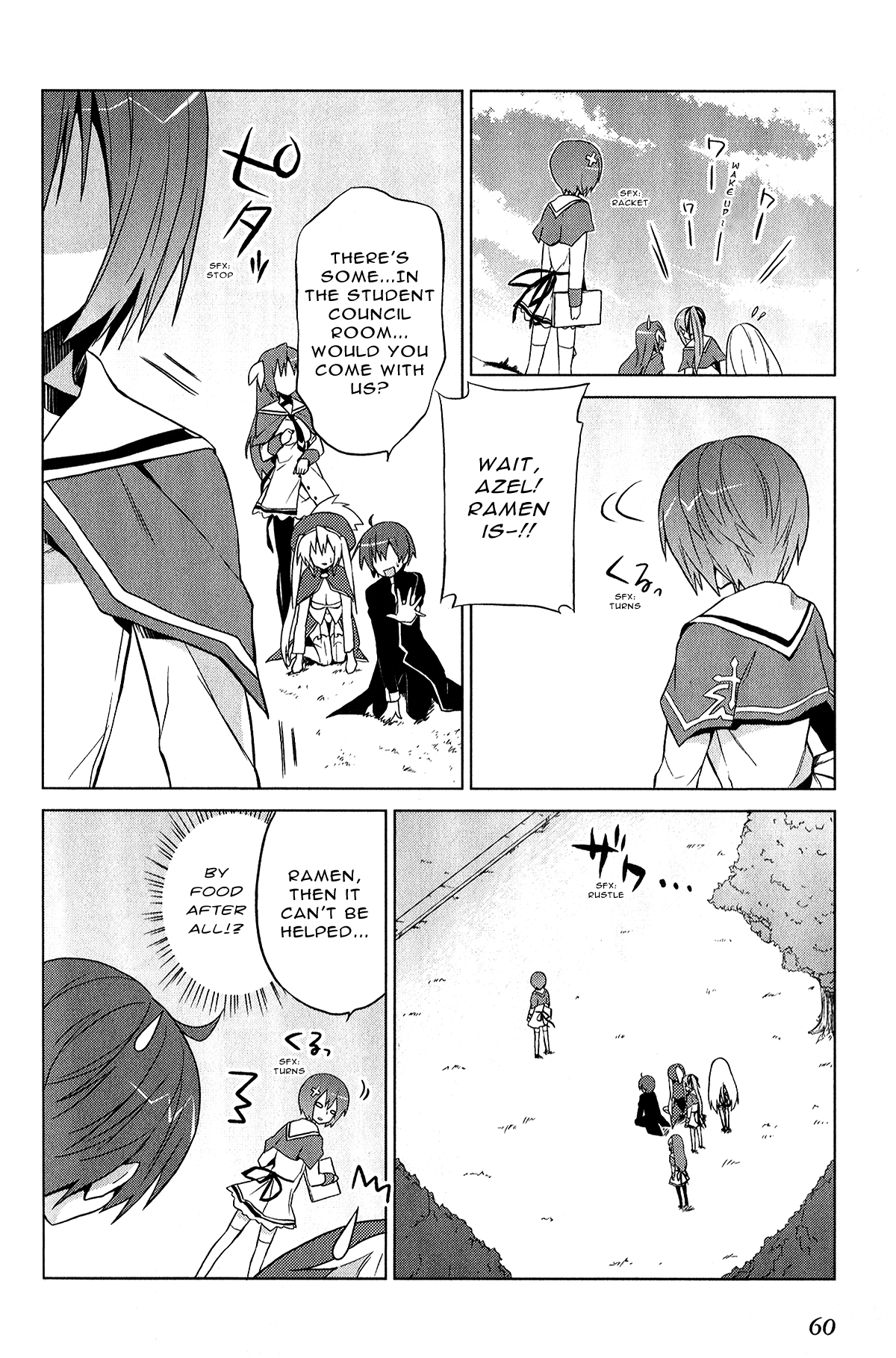 Twinkle Crusaders Go Go! - Chapter 11