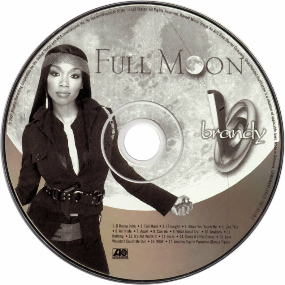 Brandy - Full Moon (Final DJs Remix)