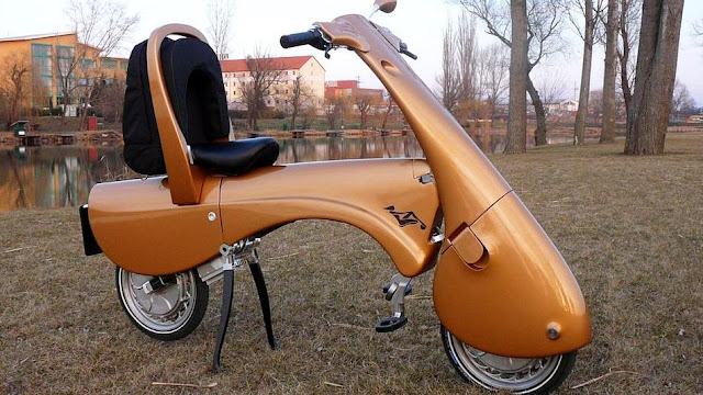Folding-Scooter