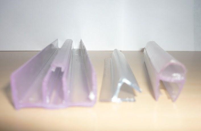 Ferromendez empaques plasticos para division de ba o for Accesorios bano plastico