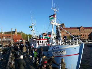 Israel intercepta la III Flotilla de la Libertad