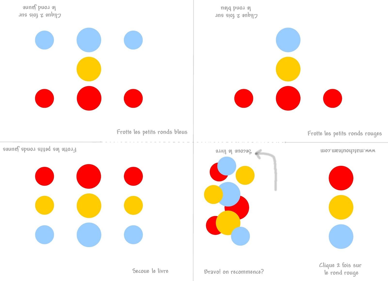 Ma tchou team un livre magique pour apprendre les couleurs - Livre coloriage magique maternelle ...