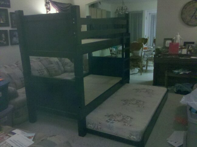 jensen's custom home furnishings: children's bunk beds or utah