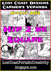 Hip To Be Square Event With Lost Coast Designs